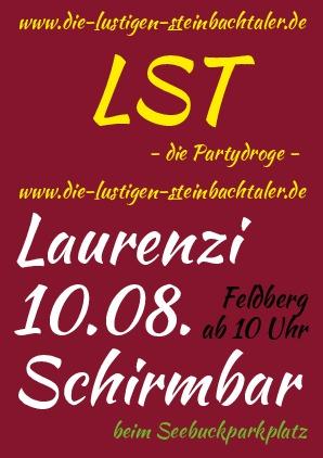 LST-Plakat-Laurenzi